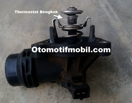 Gambar thermostat bmw 318i macet