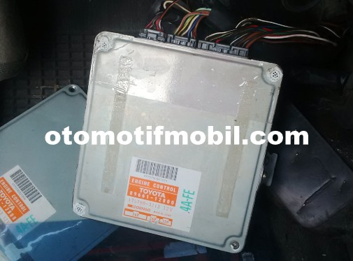gambar ecu great corolla mesin 4a-fe