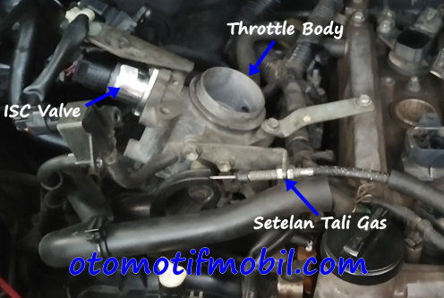 foto throttle body avanza xenia