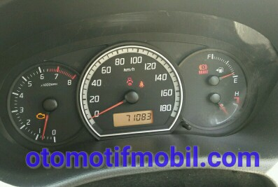 Lampu Check Engine Suzuki Swift Menyala