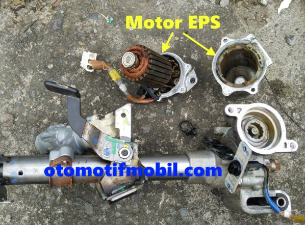 gambar motor eps all new avanza
