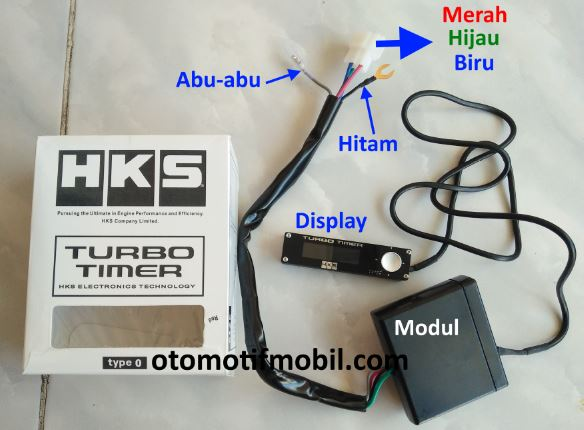 turbo timer hks type 0